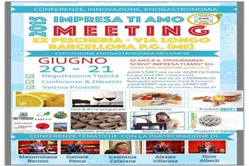 Barcellona. 'ImpresaTiAmo', 20-21 giugno weekend di dibattito, musica e cibo