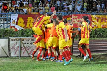 Calcio. Primo brindisi dell'Igea Virtus al 'D'Alcontres'. Battuto il Palazzolo per 3-0
