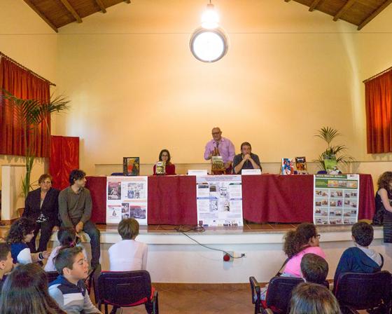 Il maggio di Fumettomania tra Gioiosa Book Festival e gli eventi conclusivi di 'Leggendo un Fumetto'