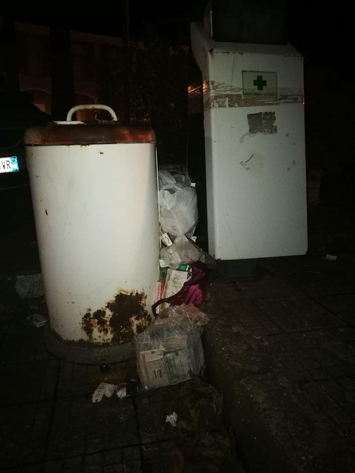 Messina. Provvedimenti viari per consentire la raccolta di materiali ingombranti
