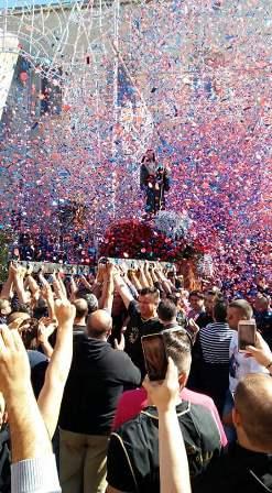 Milazzo. Domenica la processione di San Francesco, martedì la Berrettella