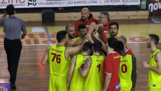 Basket. Barcellona vince il derby con Costa D'Orlando e va a -2 dalla capolista