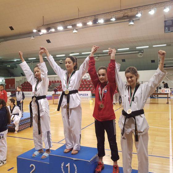 Taekwondo. Ottimo bottino per la Tiger's Den Barcellona a Velletri con due ori e un bronzo