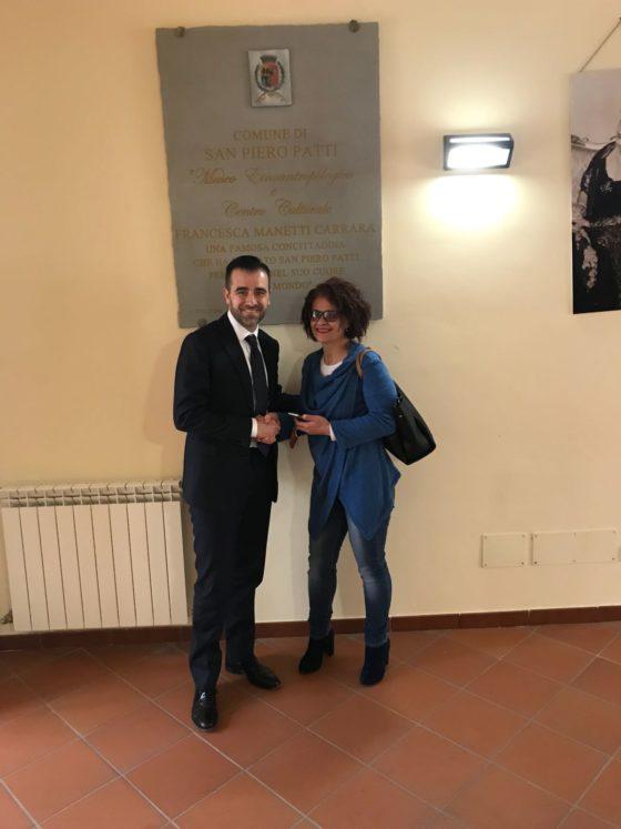San Pier Patti, On. Catalfamo ufficializza passaggio in FdI assessore Sandra Pettinato