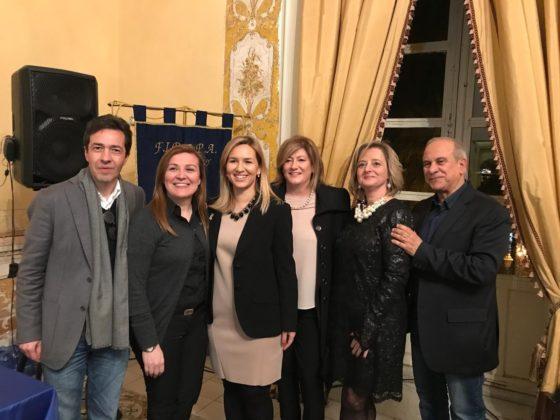 """Milazzo. """"Donne in arte"""", convegno Fidapa a Palazzo D'Amico"""