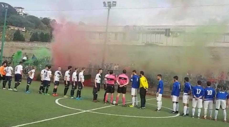 Calcio a 5 – PlayOff. Sant'Antonino vola in finale, vince sul buon Città di Barcellona e fa festa sognando la C1..