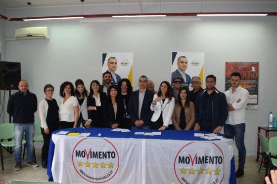 """San Filippo del Mela. Elezioni, Picciolo si presenta: """"Vogliamo dare normalità al nostro paese e renderlo a misura d'uomo"""""""