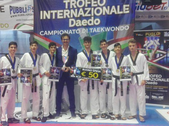 Taekwondo. Tiger's Den Barcellona sul podio all'Internazionale Daedo di Brindisi