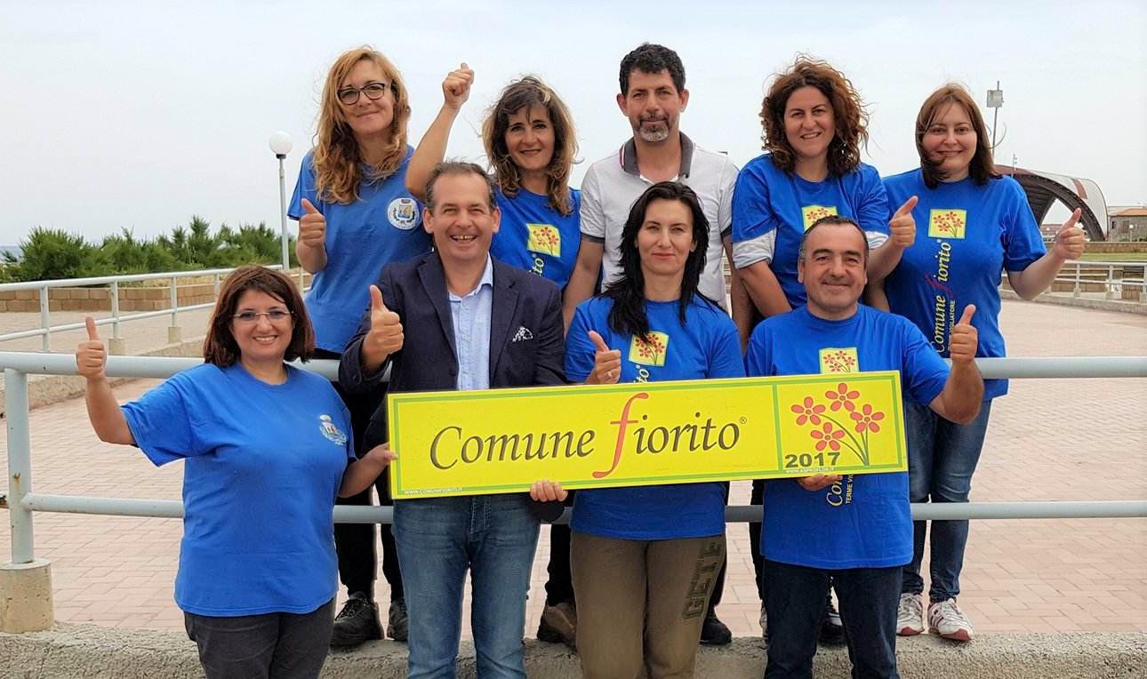 """Terme Vigliatore. Premio al Verde Pubblico, mille euro in piante dal concorso """"Comuni Fioriti"""""""