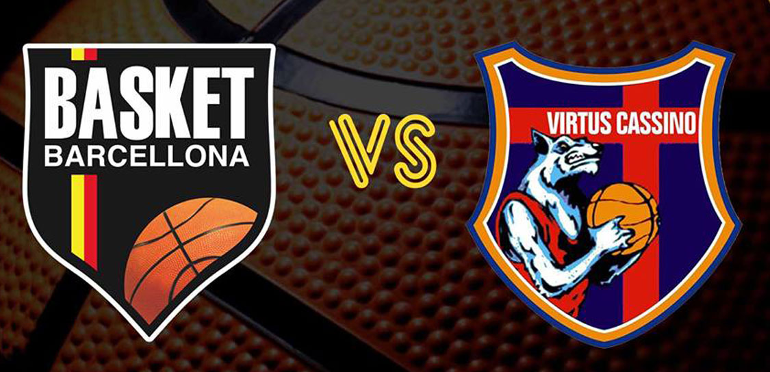 Basket-PlayOff. Ko Barcellona, Cassino passa ancora al Palalberti. Giallorossi obbligati a ribaltare serie 0-2