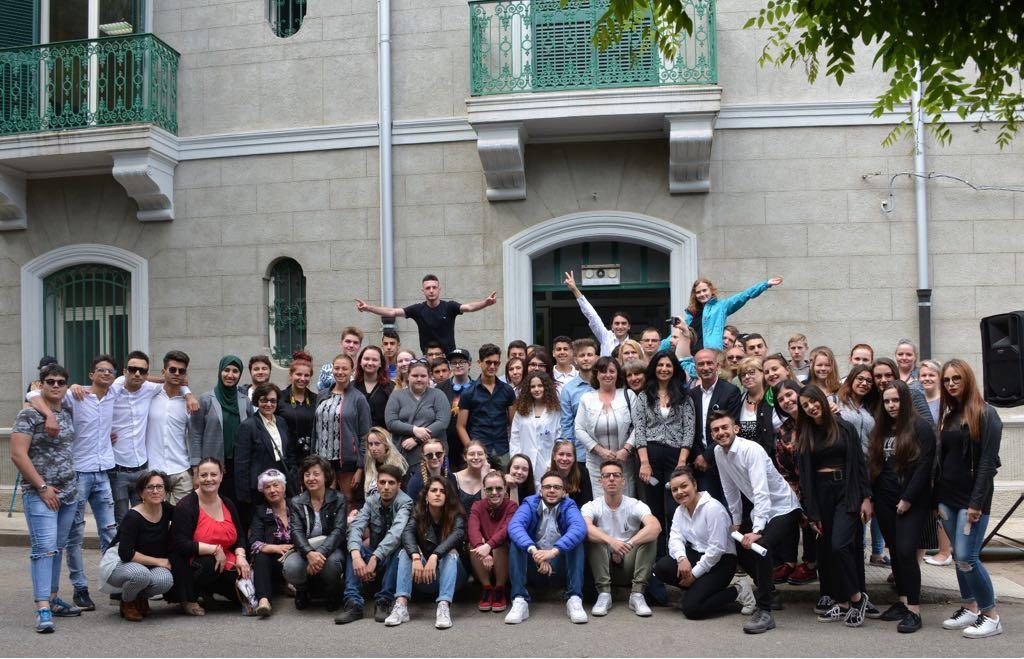 Milazzo. Progetto Erasmus, il saluto del sindaco Formica agli studenti di Norvegia e Repubblica Ceca