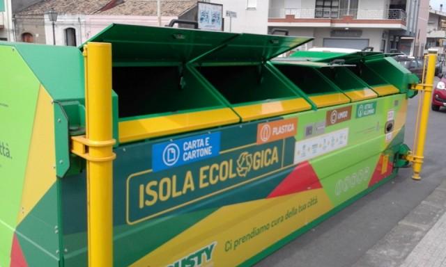 Barcellona PG. Raccolta Differenziata, al via domani rimodulazione delle Isole Ecologiche Mobili