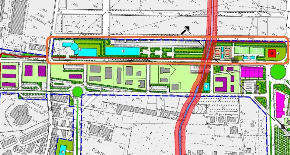 """Barcellona PG. Parco sportivo urbano di Sant'Andrea, seconda Commissione consiliare: """"Proposta fattibile"""""""