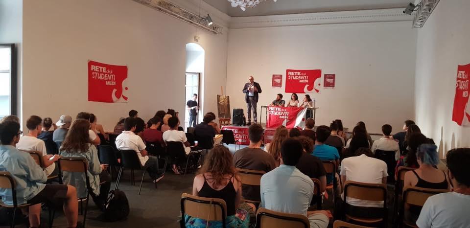 Barcellona PG. Rete Studenti Medi chiede incontro ufficiale con l'assessore regionale Roberto Lagalla