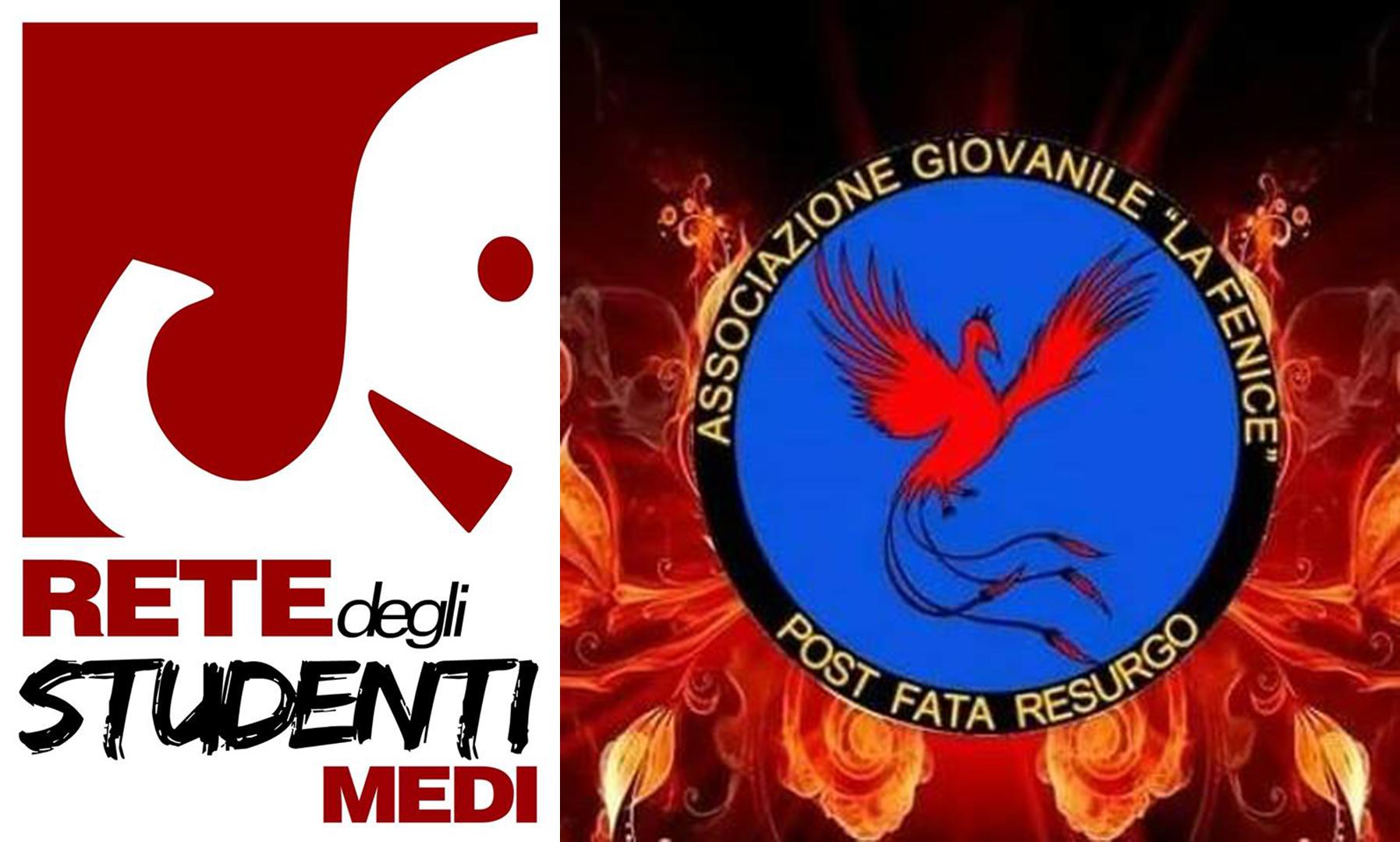 """Barcellona PG. Associazioni 'Rete degli Studenti Medi' e 'La Fenice' contrari a ordinanza di De Luca: """"Serve dialogo e serio piano d'emergenza"""""""
