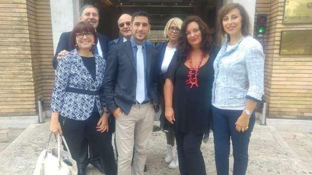 Roma. Il CFU – ITALIA ricevuto al Ministero della Salute, primo passo verso il riconoscimento della Fibromialgia come malattia cronica invalidante
