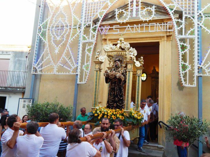 Furnari si prepara alla festa del Patrono Sant'Antonio di Padova