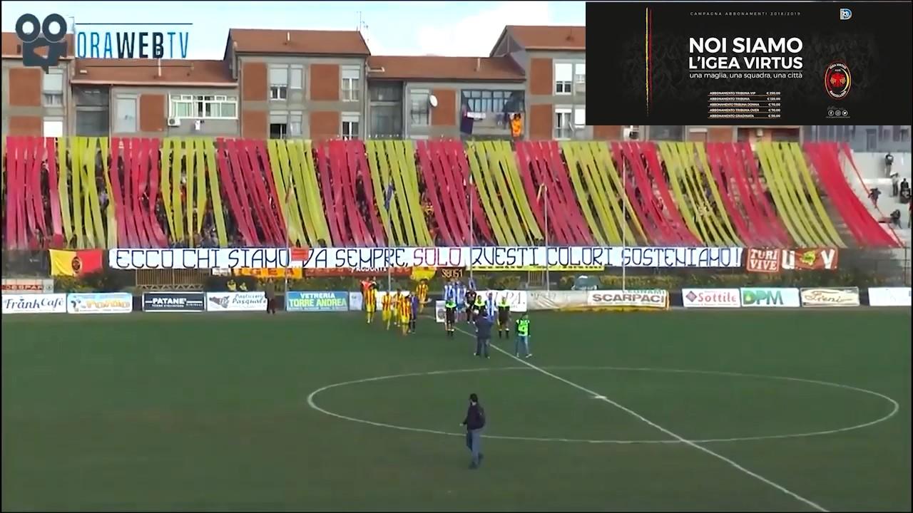 Calcio. Igea Virtus vs Messina, sale la 'febbre' da derby tra fascino e passione giallorossa