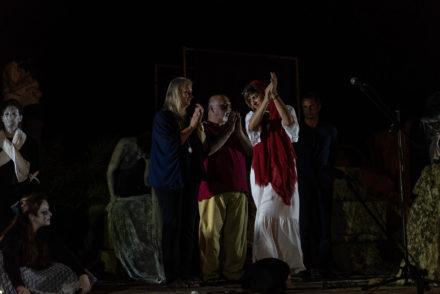 """Teatro. Selinunte, applausi e commozione per """"Judas"""""""