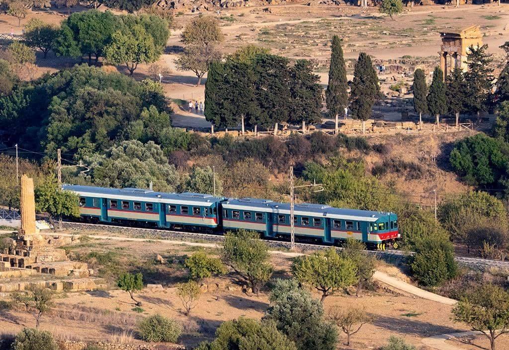 Fondazione FS. Da Licata e Caltanissetta ai parchi minerari e alla valle dei templi con i 'treni storici del gusto'