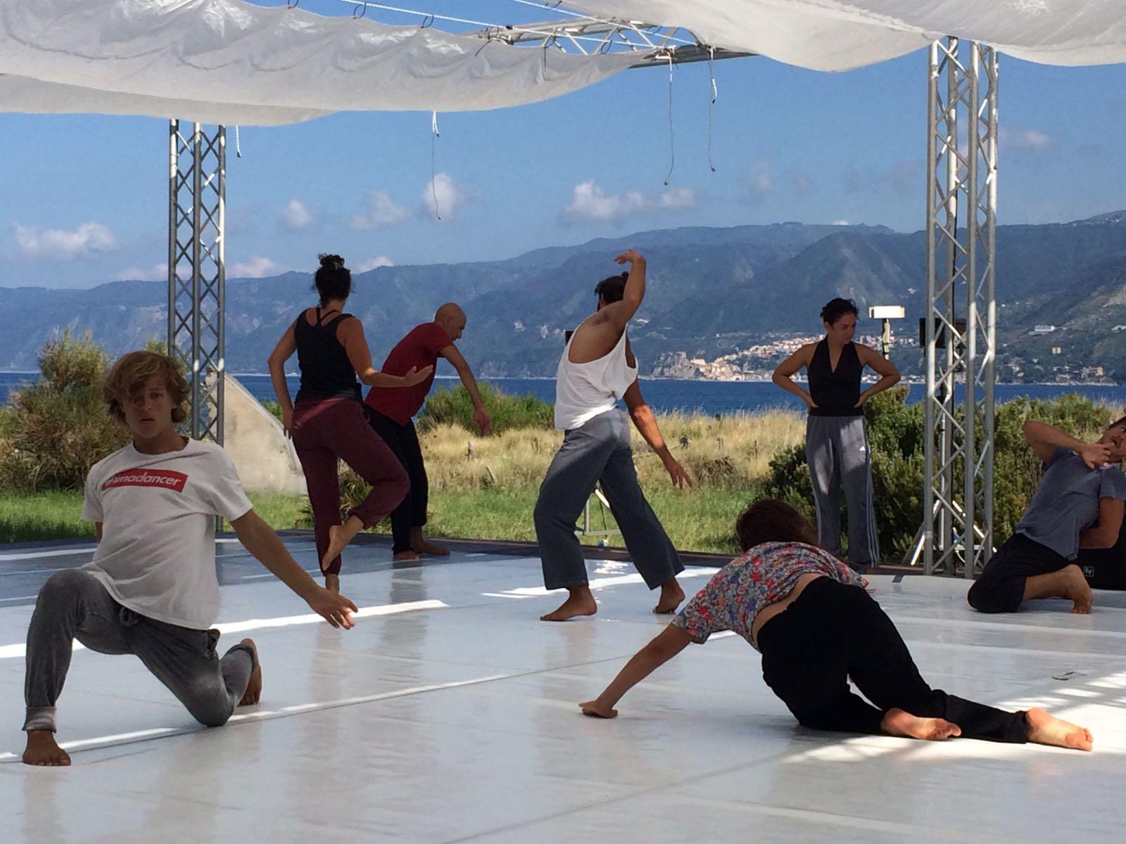 Messina. Seconda edizione Festival 'MOVIMENTA' tra danza, musica e architettura