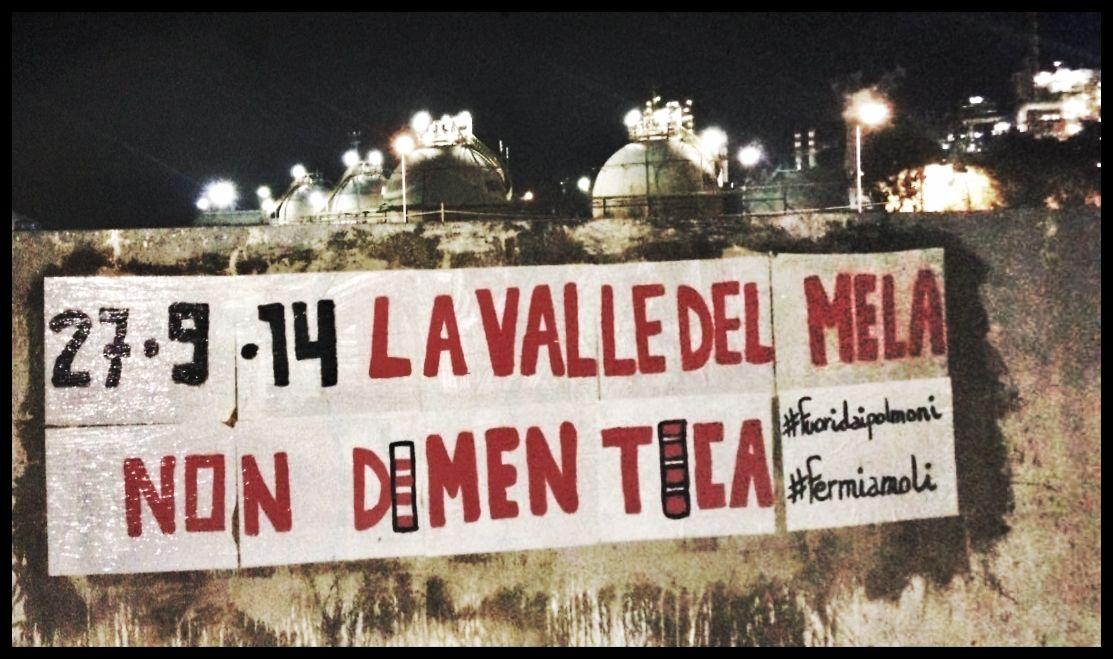 Valle del Mela. Risanamento ambientale, l'appello delle Associazioni del Comprensorio con il sostegno di Padre Giuseppe Trifirò