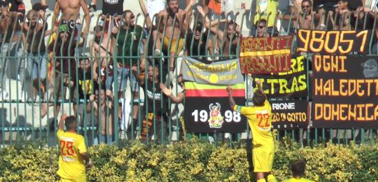 """Calcio. Verso il derby Igea Virtus-Acireale. Tedesco: """"Perkovic ottima soluzione in attacco. Nostro pubblico fondamentale per i ragazzi"""""""