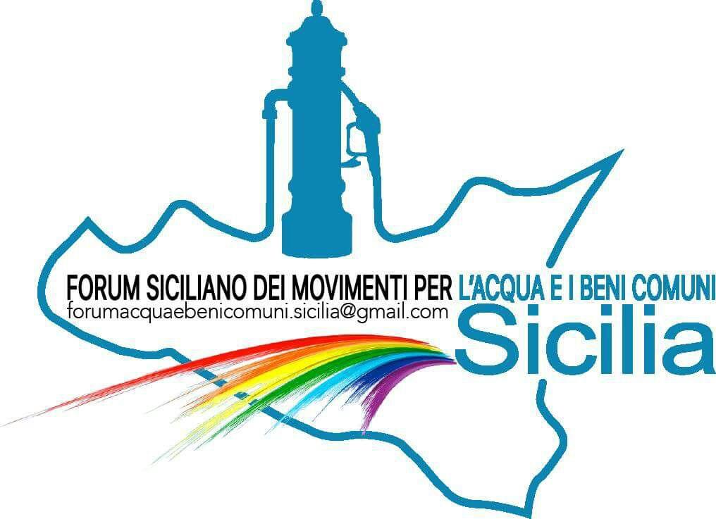 Sicilia. Forum per l'Acqua ed i Beni Comuni, nuovi affari privati sulla gestione dei rifiuti ed intimidazione agli attivisti del Forum