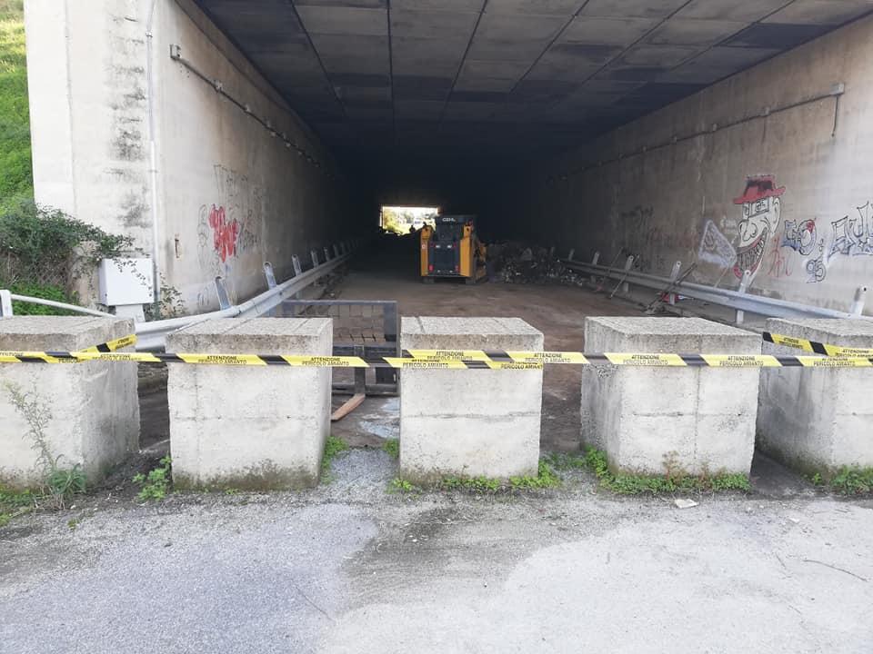 """Barcellona PG. Al via lavori di bonifica del sottopasso ferroviario, Angelo Pino: """"Accordo RFI per opere urbanizzazione"""""""