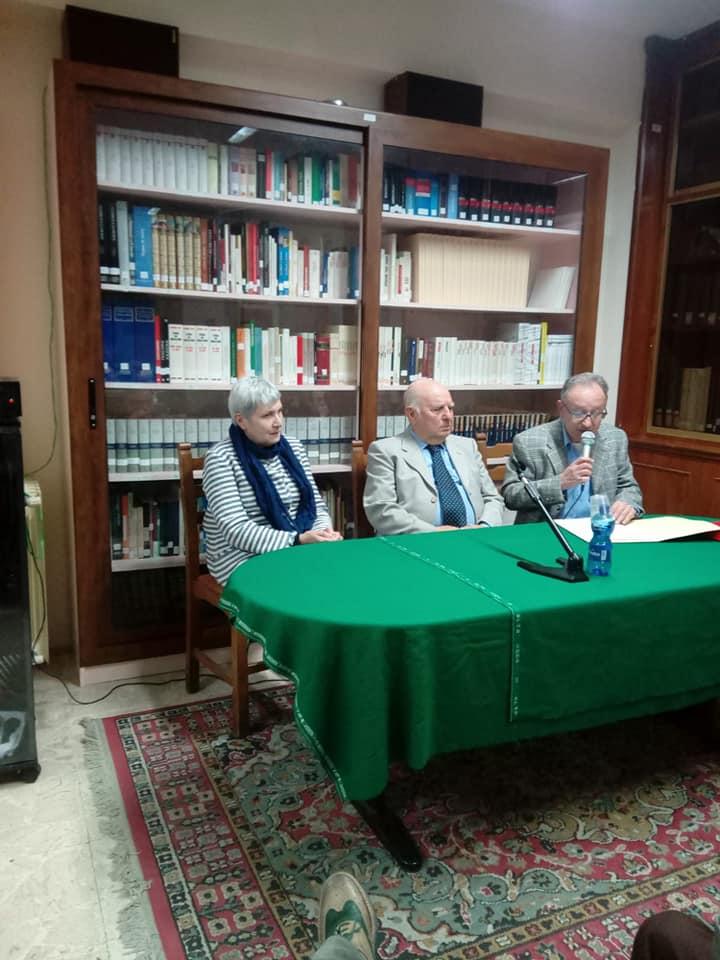 Barcellona PG. Presentato il nuovo Consiglio direttivo della Corda Fratres