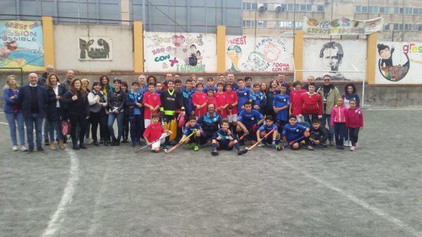 Barcellona PG. Hockey su prato: Pgs Don Bosco 2000, giornata tra sport e amicizia