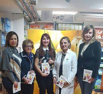 San Filippo del Mela. Terminata l'iniziativa educativa della Farmacia Cavallaro con la Dott.ssa Donatella Manna