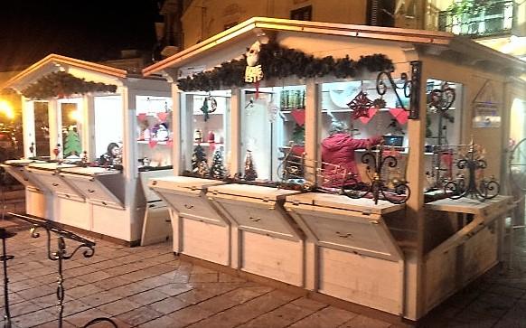 Milazzo. Il Mercatino di Natale ritorna a illuminare le vie del centro