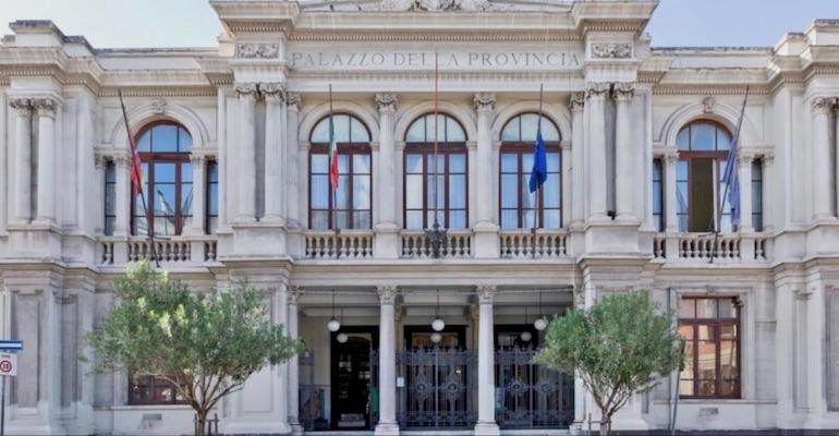 Palazzo dei Leoni, sede della Città Metropolitana di Messina celebra 100 anni