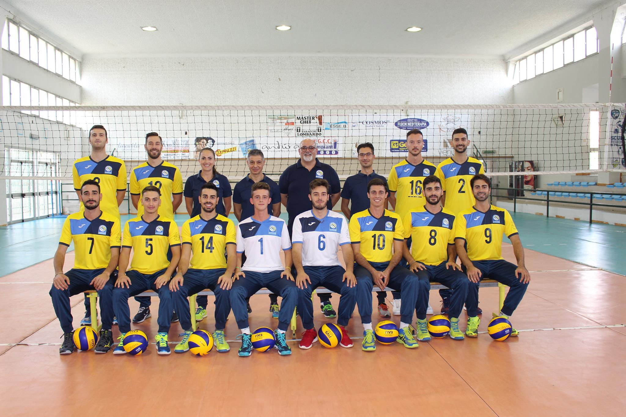 Pallavolo. Verso Morgan Barcellona -Volley Catania Gupe, il punto di Mister Andrea Caristi