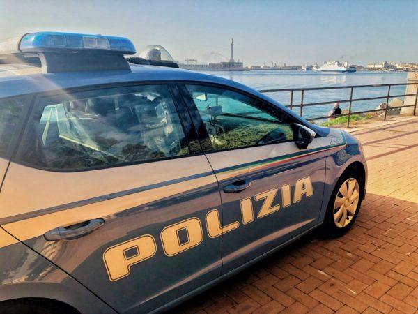 Messina. La polizia sorprende un pusher durante un controllo di routine