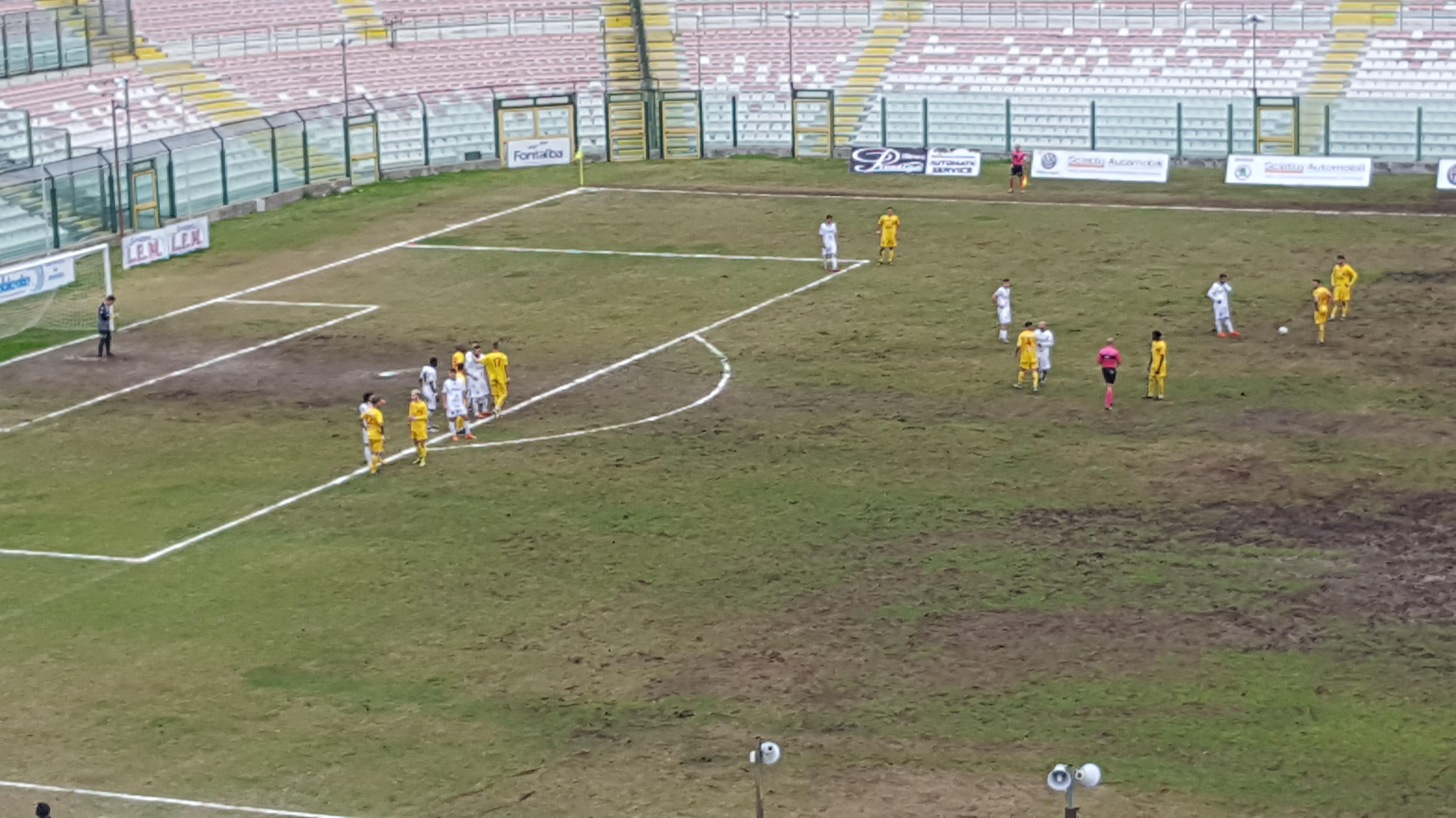 Calcio. Igea Virtus battuta nel derby dal Messina per 3-0