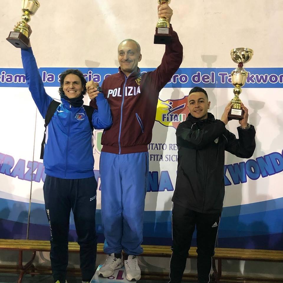 Barcellona PG. Taekwondo, 'Dream Team' incetta di medaglie e terza al campionato regionale