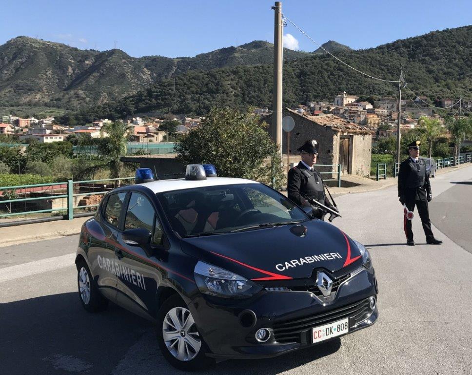 Furnari. Carabinieri arrestano un uomo per evasione