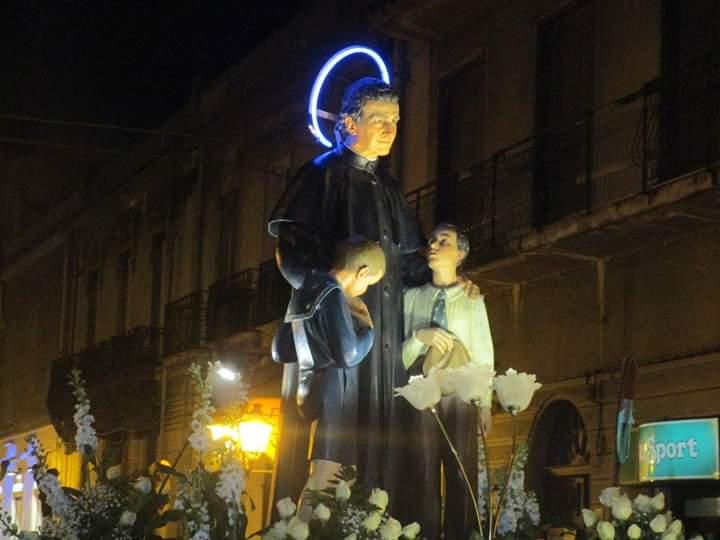 Barcellona PG. La Festa di San Giovanni Bosco 2019 – LA STORIA DEL SANTO