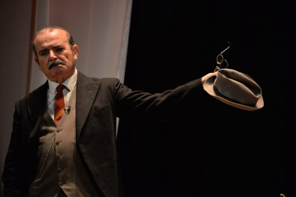"""Milazzo. Al Teatro Trifiletti """"L'aria nuova del continente"""" del Maestro Salvo Saitta"""