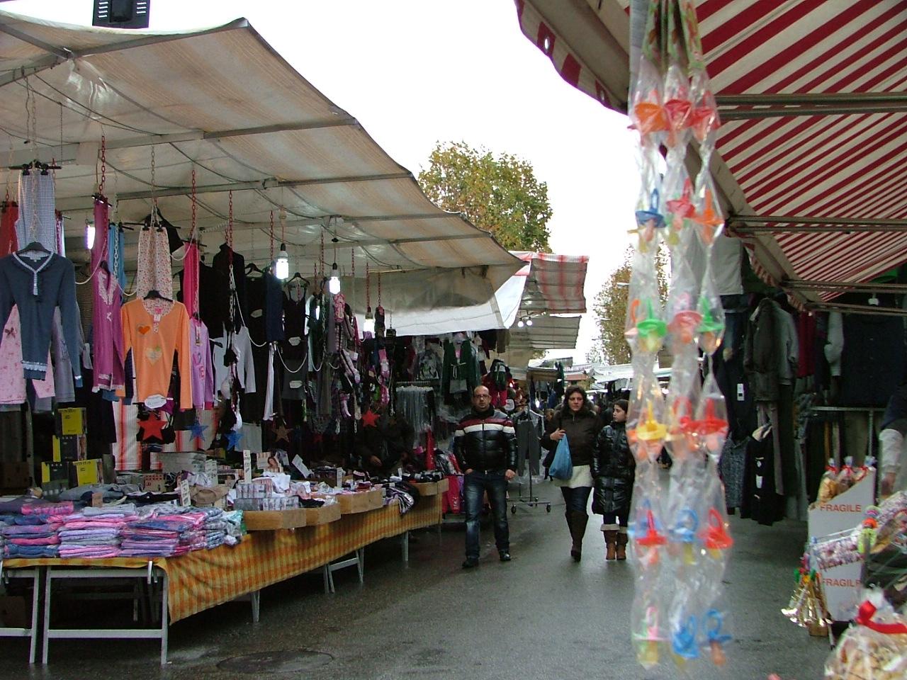 Messina. Il mercato zir sarà spostato da Viale Gazzi a san Filippo.