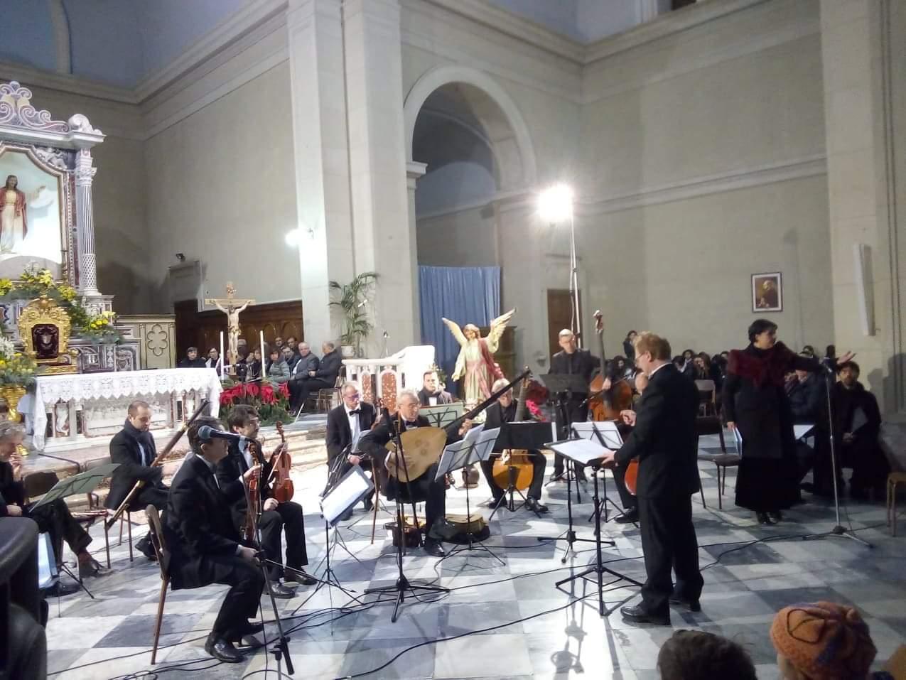 """Barcellona PG. Il concerto-evento """"Il Diluvio Universale"""" ottiene un grandissimo successo"""