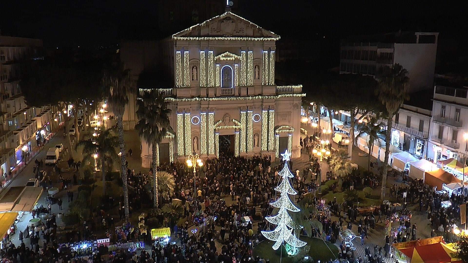 Barcellona PG. La Festa di San Sebastiano 2019. Grande folla in un evento fra religiosità e tradizione