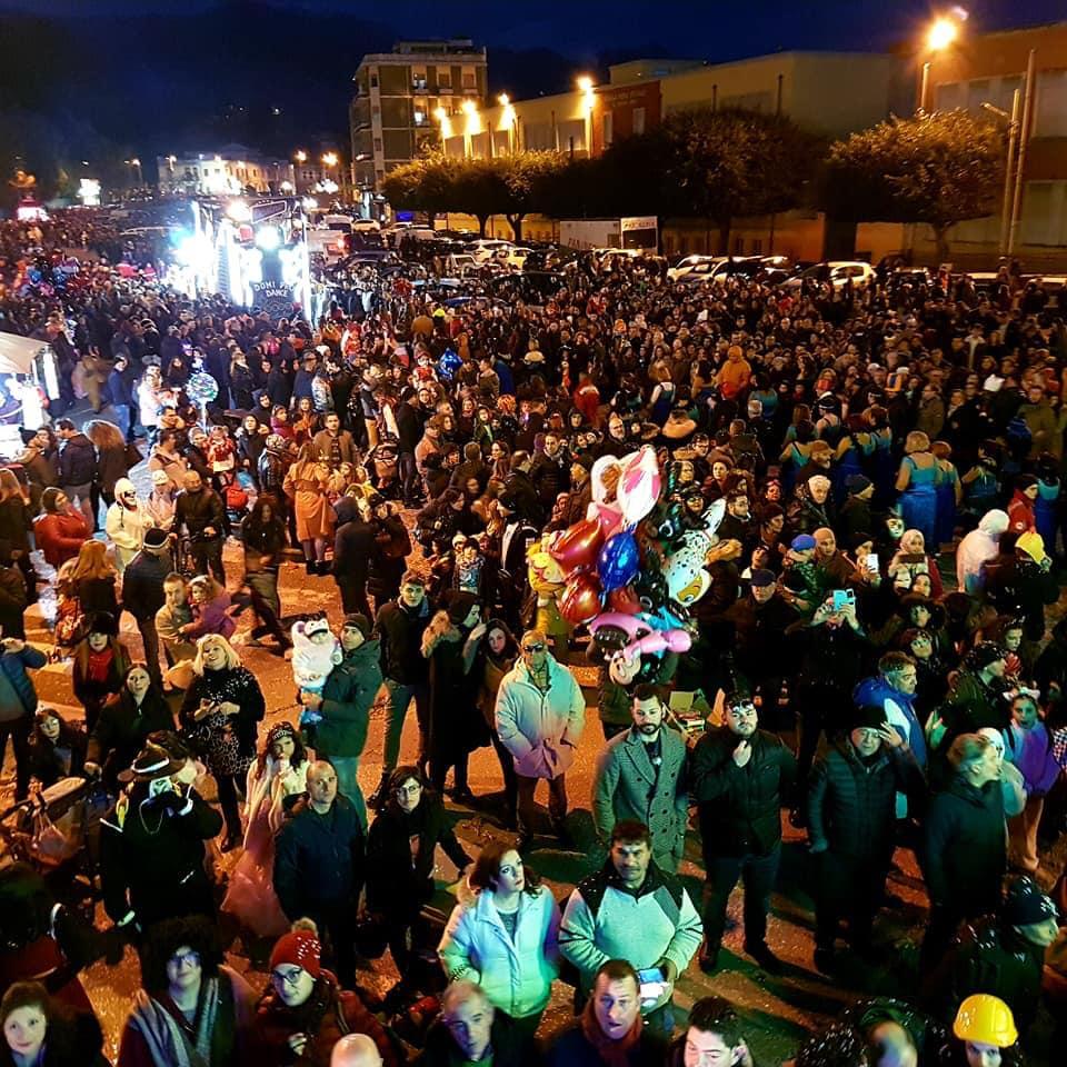 Barcellona PG. Riparte domenica la carovana dell'allegria del 'Carnevale Barcellonese 2019'. Evento musicale e premiazioni a Piazza Duomo