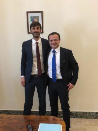 """Città metropolitana Messina. Incontro Villarosa-De Luca, il sottosegretario: """"Massima attenzione Governo per soluzione crisi"""""""