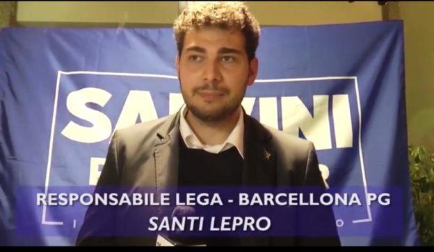"""Barcellona PG. Rischio incidenti Via Milite Ignoto, Lega: """"Prendere seri provvedimenti"""""""