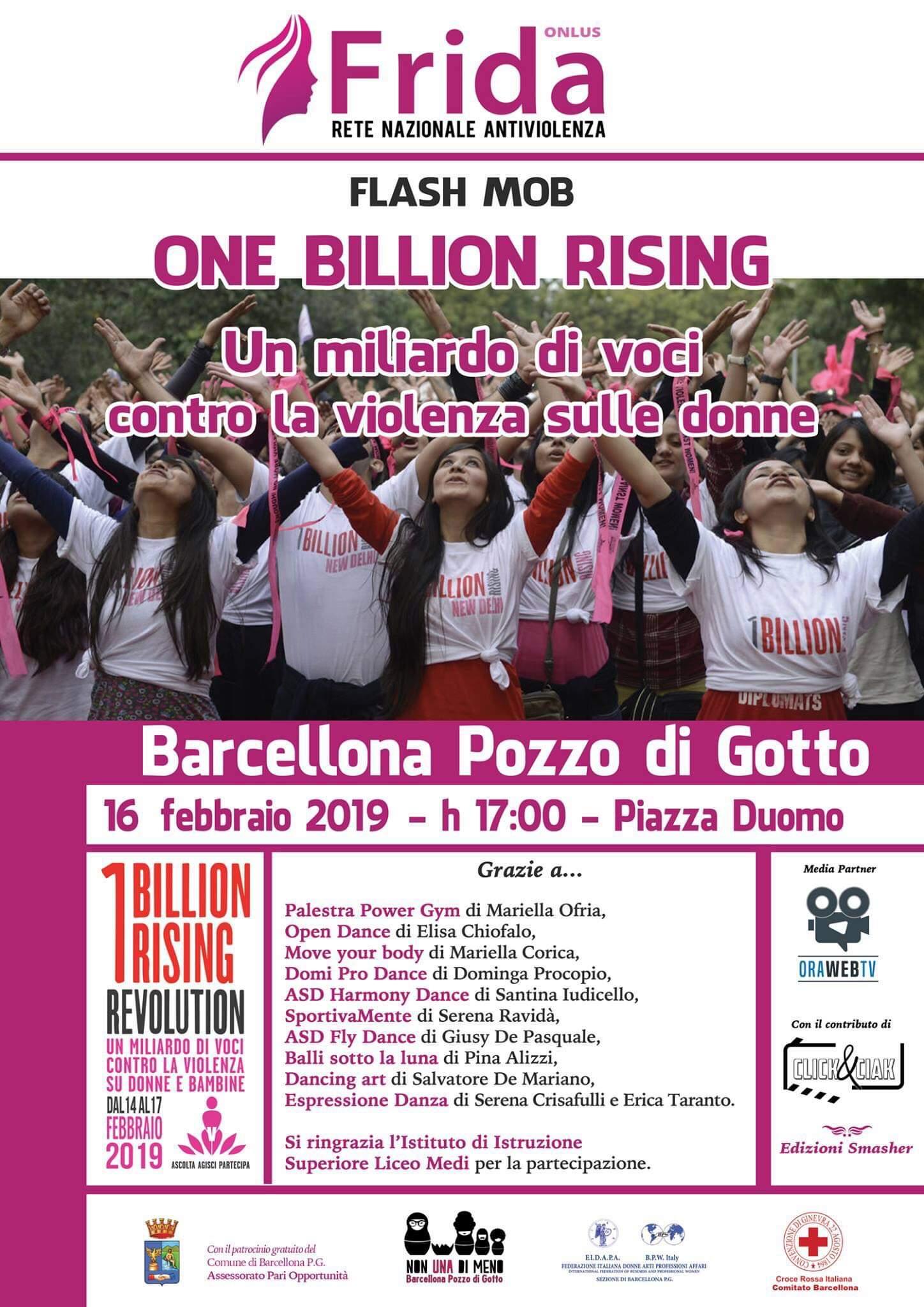 Barcellona PG. Frida Onlus invita a danzare contro la violenza sulle donne
