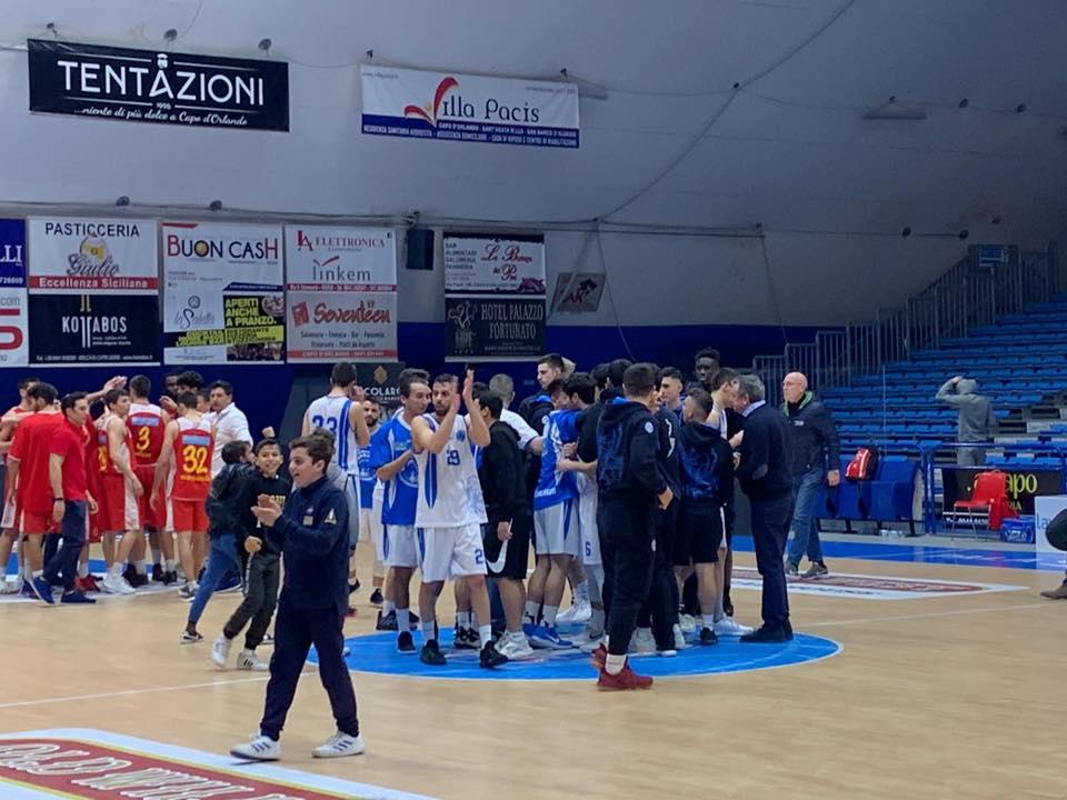 """Basket. L'Orsa Barcellona sconfitta dall'Orlandina Lab, Crisafulli: """"Si riparte per prossimi 3 match. Convinto che faremo play-off da protagonista"""""""
