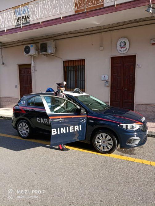 Merì. Carabinieri arrestano uomo condannato per furto e ricettazione